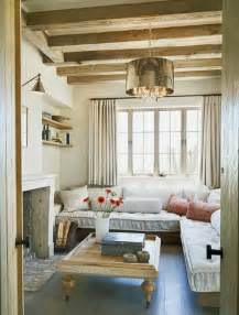 The Garden Cottage Los Angeles - rustic eclectic farmhouse mediterranean living room phoenix by david michael miller