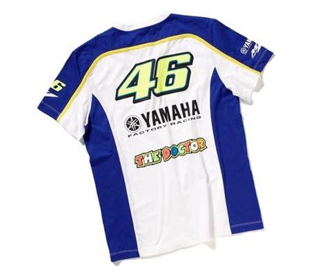 Baju V Rossy 46 yamaha indonesia jadi pengedar eksklusif produk 46 asia mekanika