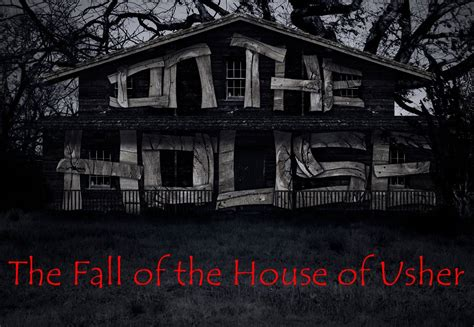 the house of usher prabusirea casei usher the fall of the house of usher edgar allan poe