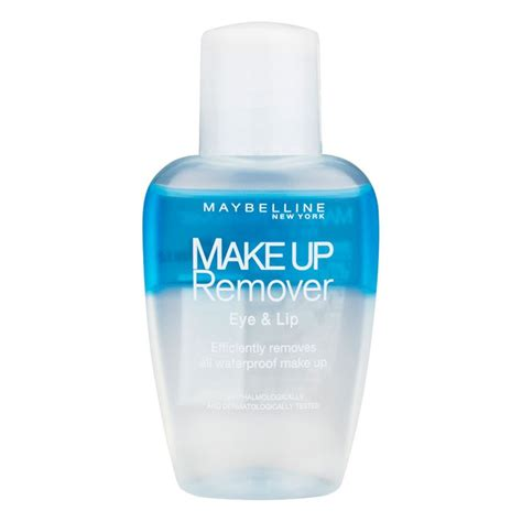Maybelline Make Up Remover maybelline makeup remover eye lip pantip style by