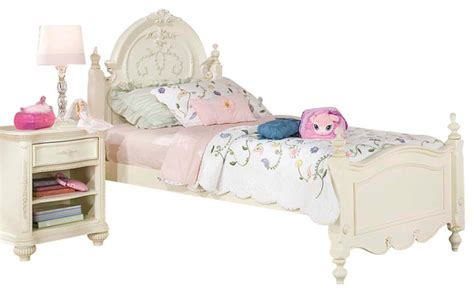 jessica mcclintock bedroom set lea jessica mcclintock 4 piece kids bedroom set in