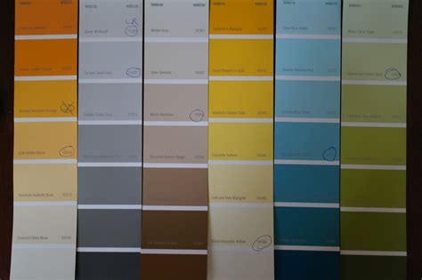 glidden paint colors glidden interior paint color chart home painting