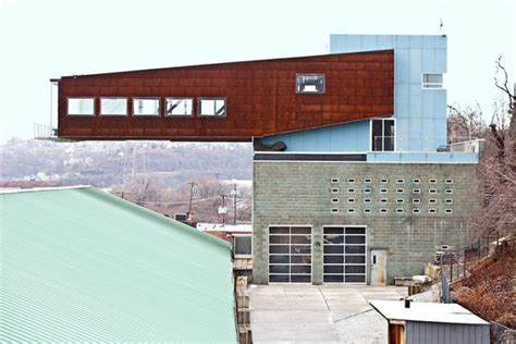 cantilever homes cantilever glass house loftenberg