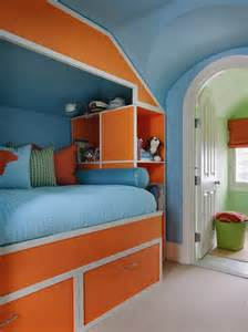 orange and blue rooms blue and orange boy s room contemporary boy s room amie corley interiors