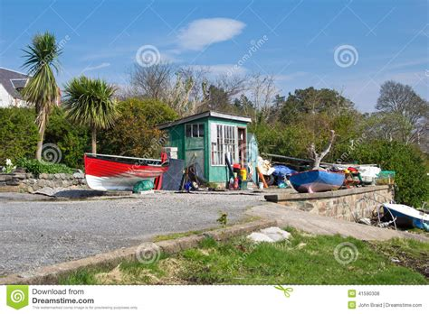 old boat yard old boat yard stock photo image of wooden small tree