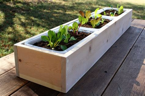 Planter Boxes Plastic by Plastic Bin Planter Box Outdoor Rooms