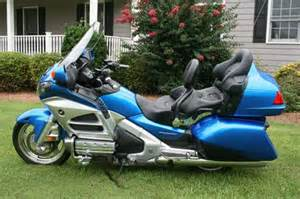 Honda Goldwings For Sale 2012 Goldwing For Sale This Honda Is Loaded With Low