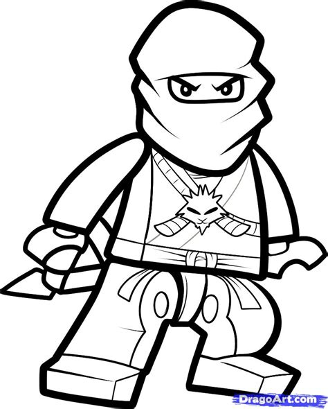 Ninjago Coloring Pages free coloring pages of ninjago 2015