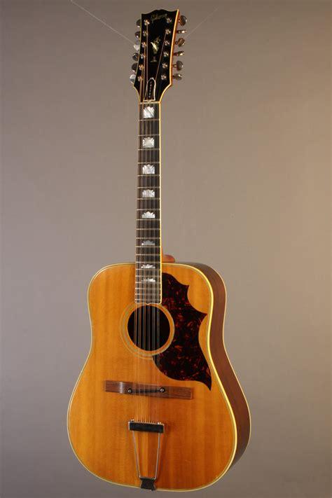 AG6167 Gibson Custom B-45-12 12-string 1963 J 200