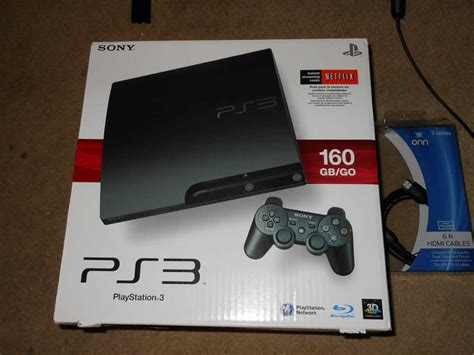 Ps3 Slim 160 Gb sale ps3 slim 160gb with complete accessories and gadgets for sale nigeria