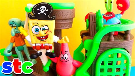 barco pirata de imaginext bob esponja barco pirata imaginext youtube