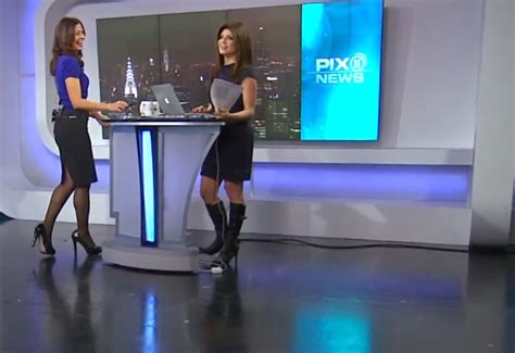 newswomen in boots the appreciation of booted news tamsen fadal