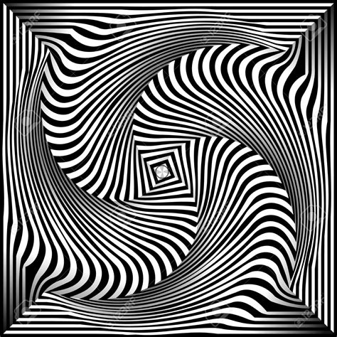 optical pattern black and white drawn optical illusion black and white pencil and in