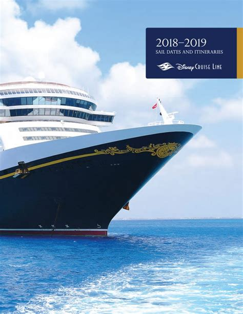 disney news from 2019 cruises disney cruise line announces summer 2019 itineraries may