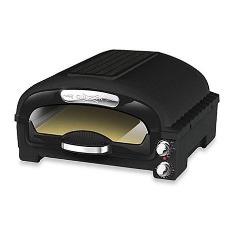 bed bath and beyond pizza stone cuizen pizza oven with pizza stone bed bath beyond