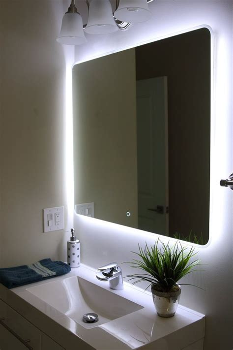 bathroom strip light fixtures 14 remarkable strip lighting for bathrooms ideas direct