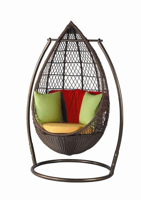 Patio Egg Chair Patio Hanging Egg Chair Dl017 Furniture Retro Chairs