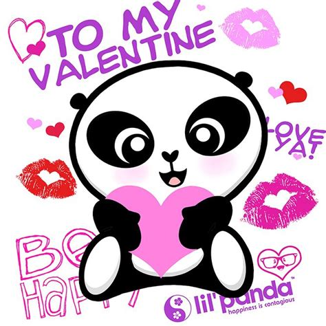valentines day panda 7 best images about lil panda s day on