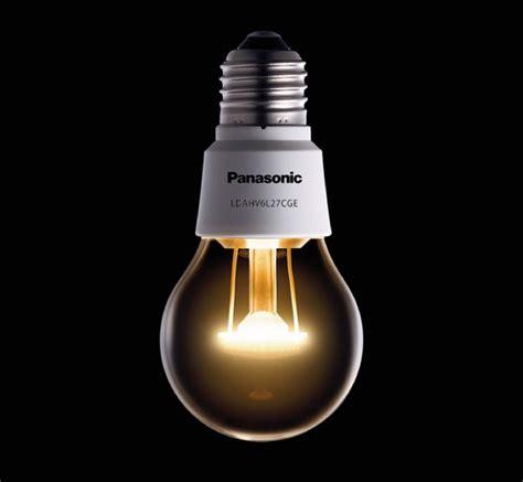 Panasonic S Nostalgic Clear Led Bulb Recognised With If Led Light Bulb Design