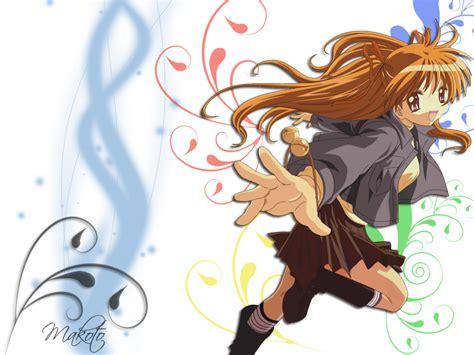 anime girl wallpaper deviantart cute anime girl wallpaper by devjee on deviantart