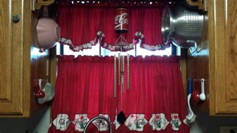 Coca Cola Kitchen Curtains Kitchen Curtains 187 Coca Cola Kitchen Curtains Inspiring Pictures Of Curtains Designs And