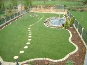 Large Backyard Landscaping Ideas Large Garden Design Ideas The Interior Design Inspiration Board