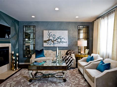hgtv living room color ideas our favorite color infused living rooms living room and dining room decorating ideas and