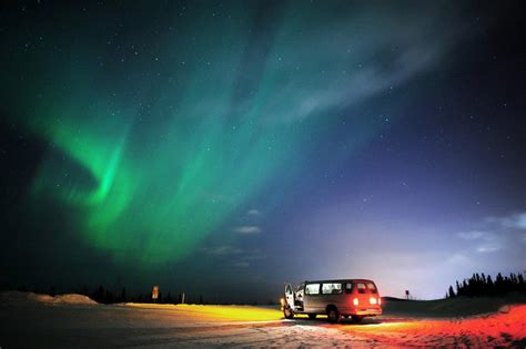 vacation to alaska northern lights the science behind the northern lights and the best