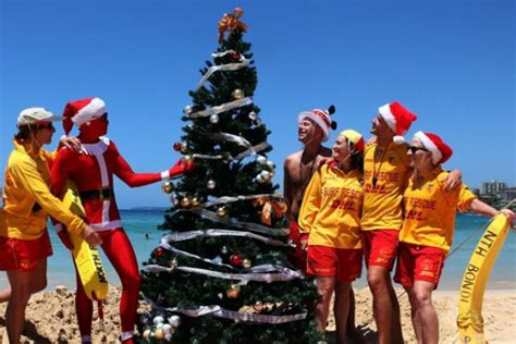 when do they celeldrate chrimesmas australyae celebrate and new year in australia