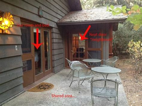 our cottage picture of the ahwahnee yosemite national