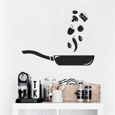 Wall Sticker Dinding Rumah Cafe Dekorasi Work Big Stiker 17 best images about hogar on guadalajara kitchen small and small kitchens