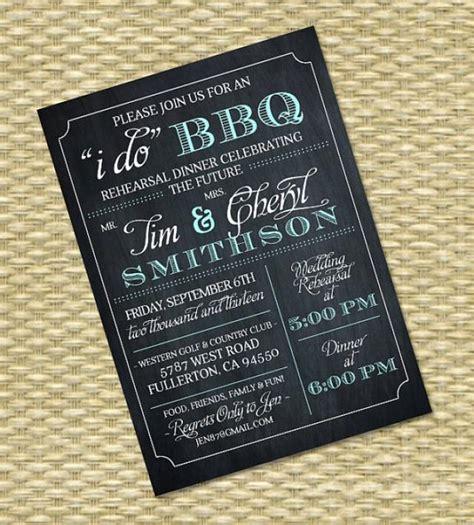 Bbq Bridal Shower Invitations by I Do Bbq Invitation Rehearsal Dinner Wedding Bridal
