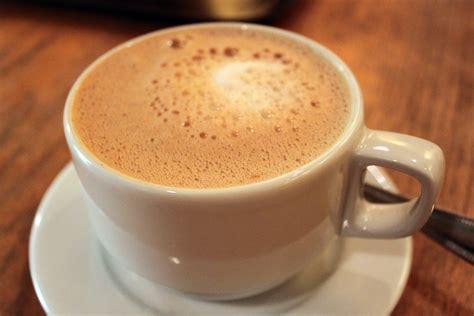 hot coffee masala meat free monday masala chai latte