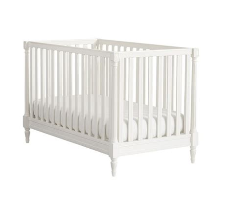 pottery barn spindle crib up crib is handpainted baby cot jun look and blythe spindle crib pottery barn