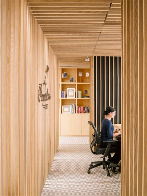 designers  custom  ash wood workstations