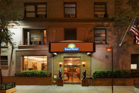 york inn days inn hotel broadway new york city ny booking