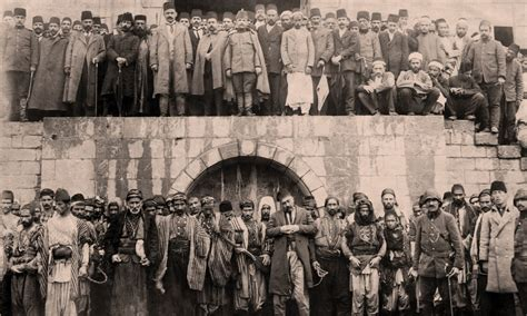 Ottoman Armenian Genocide Time And Politics 14 Who Now Remembers The Annihilation Of The Armenians Histories Of Things