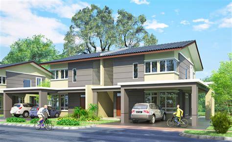 double storey detached house design arista double storey semi detached house 4 1 bedrooms 3 bathrooms
