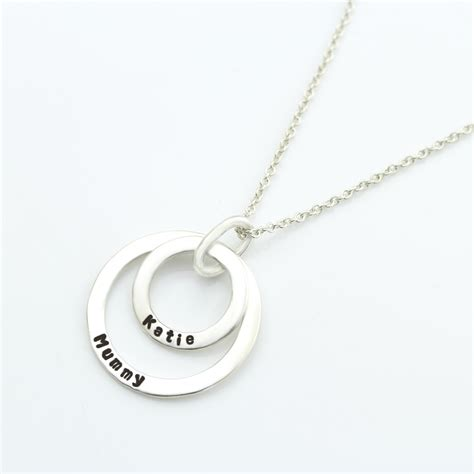 925 Sterling Silver Hoop Necklace sterling silver hoop necklace buy from
