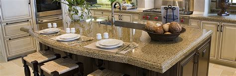 Kitchen Bench Island by Granite Countertop Edges Pro Tops