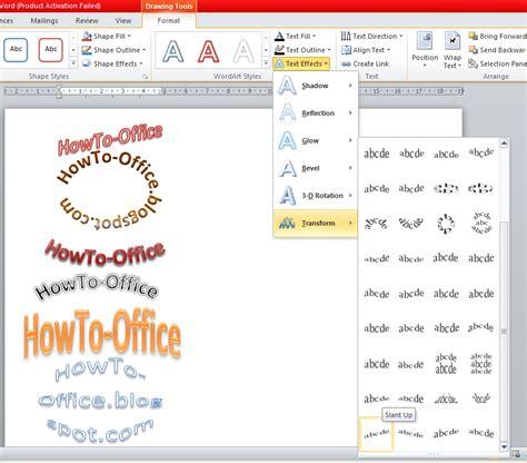membuat x bar di ms word membuat desain tulisan yang sangat menarik dengan wordart