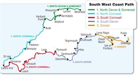Home Decor Online Sites by South West Coast Path A Z Maps