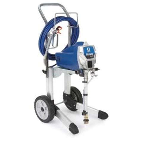 graco prox9 airless paint sprayer 261820 the home depot