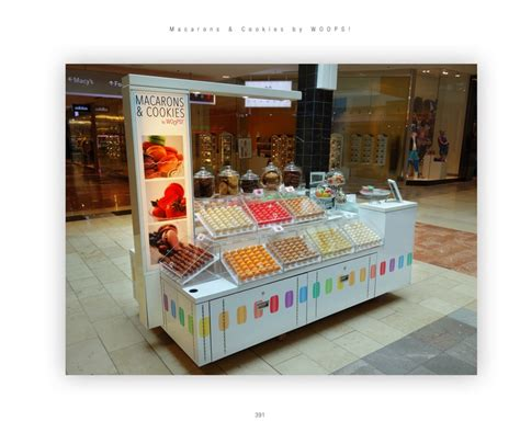 Garden State Mall Chocolate Macarons And Cookies By Woops Now In The Garden State
