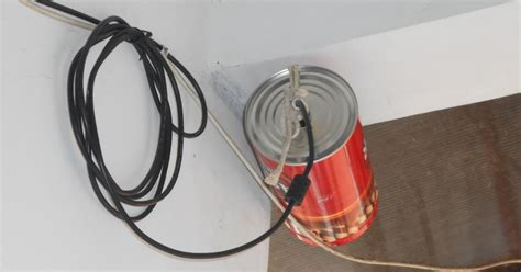 Stick Antena Penguat Sinyal aji memperkuat sinyal modem dengan antena kaleng
