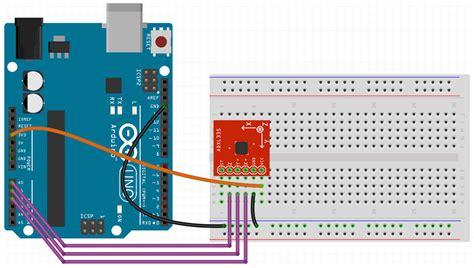 tutorial arduino accelerometer accelerometer mit arduino auslesen so wird es gemacht