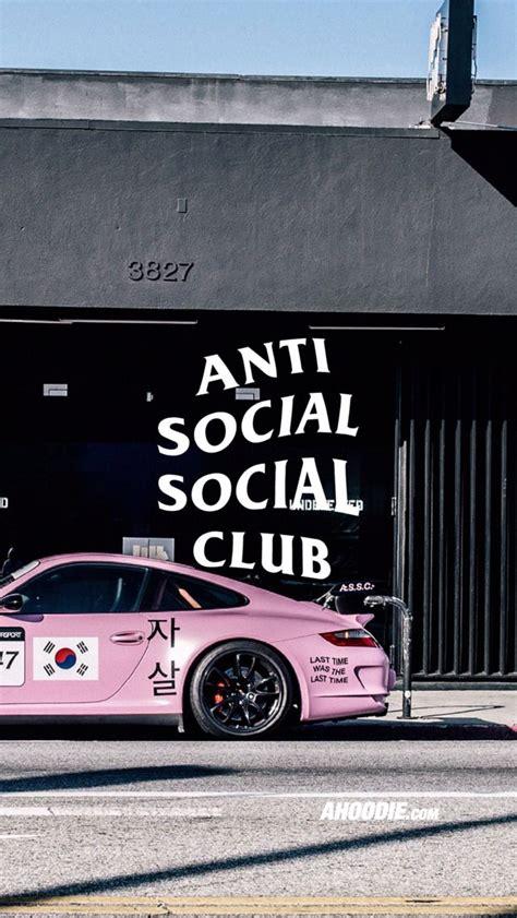 Iphone 6 6s Plus Anti Social Club Supreme Hardcase 1 25 b 228 sta social club id 233 erna p 229 nattklubb huvtr 246 jor och hilfiger