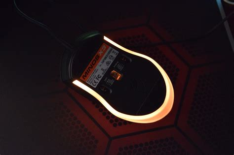 Original Gaming Mouse Minos X1 minos x3 gaming mouse review