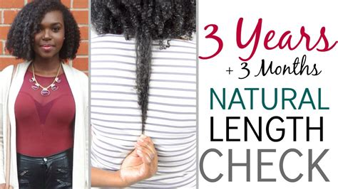 normal hair length for two year old 3 years natural length check youtube
