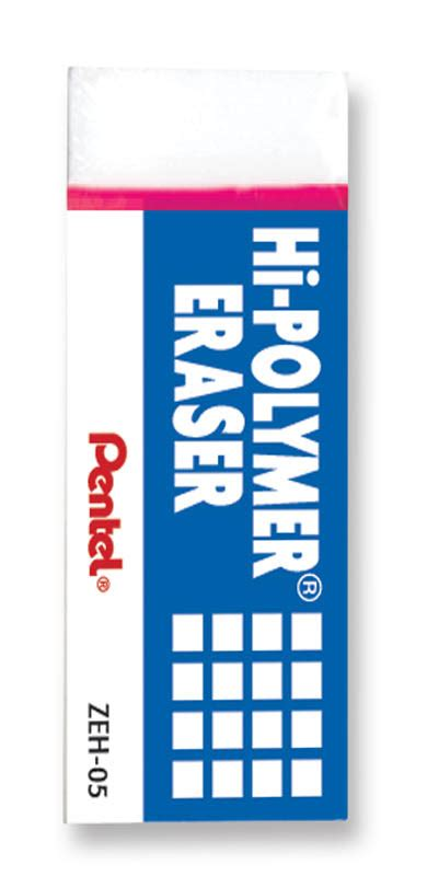 Sale Pentel Polymer Eraser Small pentel hi polymer small eraser 060322 details rainbow resource center inc